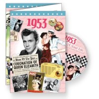 1953 Greetings Card & DVD