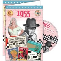 1955 Greetings Card & DVD