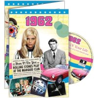 1962 Greetings Card & DVD