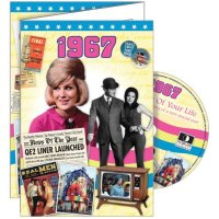 1967  Greetings Card & DVD